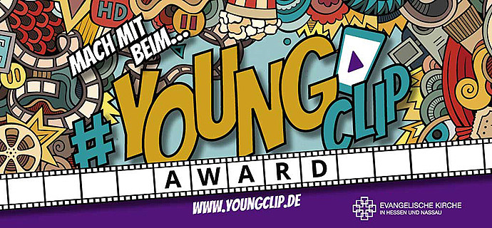 Grafik: YoungClip Award.